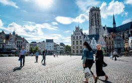 Bezoek Mechelen